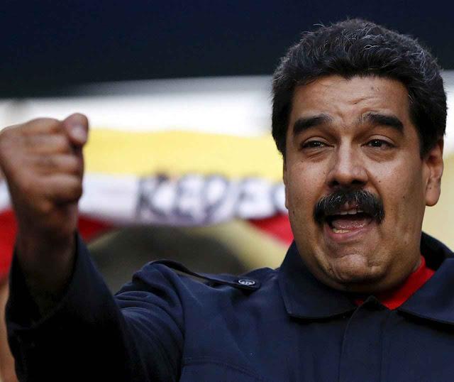 Maduro acusou os EUA de provocar 'microterremotos' e ameaçar a crosta terrestre. Retórica irracional contagia colegas bolivarianos.