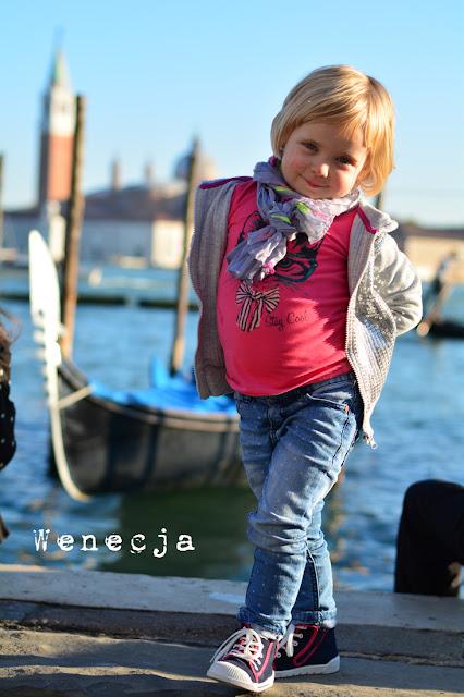 Producent butów dla dzieci RenBut - sesja zdjęciowa w WENECJI
