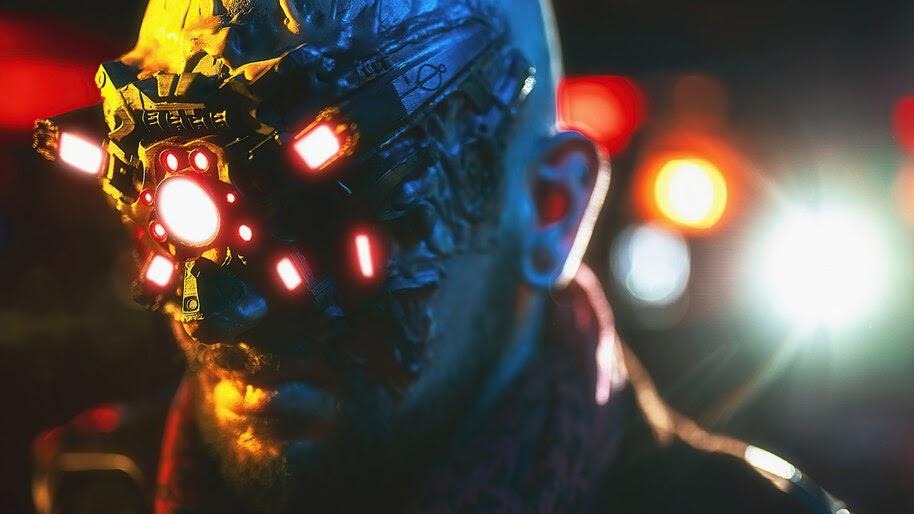 Cyberpunk 2077, Royce, 4K, #3.2279