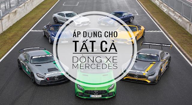 Chương trình khuyến mãi tại Mercedes Vinh Nghệ An được áp dụng cho tất cả các dòng xe Mercedes tại thị trường Việt Nam