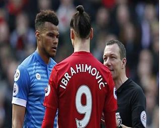 Ibrahimovic, Mings charged