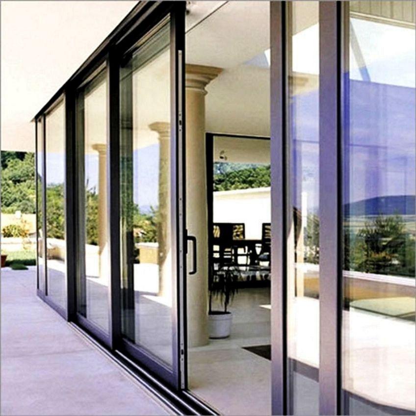 pintu dorong aluminium 1