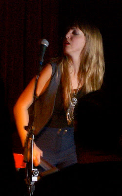 Laura Burhenn of The Mynabirds