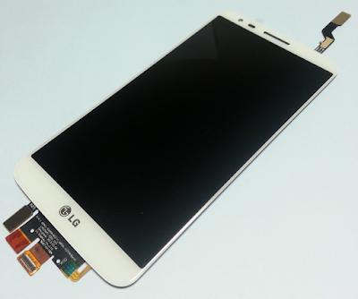 Thay màn hình mặt kính LG GK f220