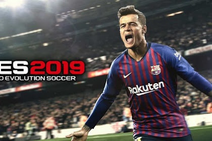 Download PES 2019 Mod Apk (Pro Evolution Soccer) +Data Android
