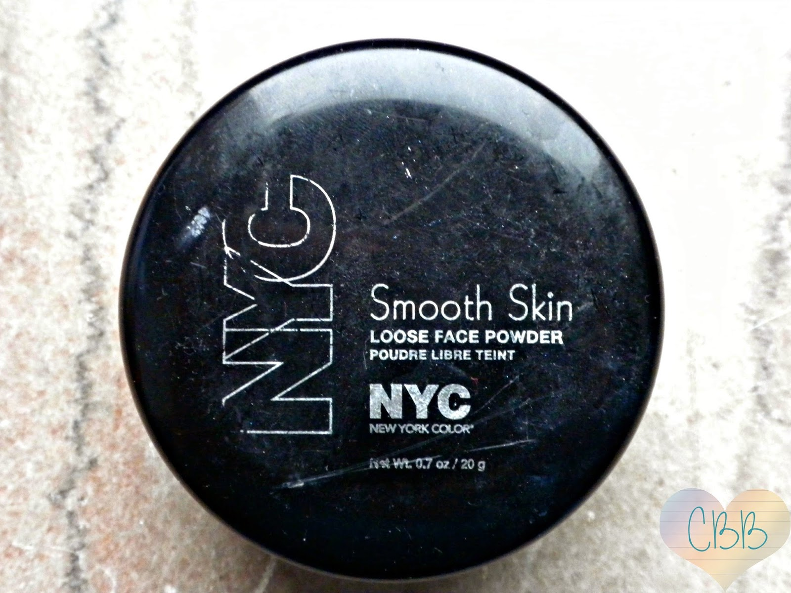 Best Setting Powder - NYC Smooth Skin Loose Face Powder in Translucent ($3 for .7oz)