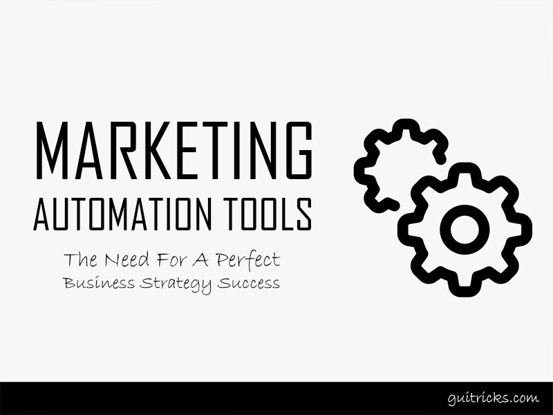Automation Marketing Tools