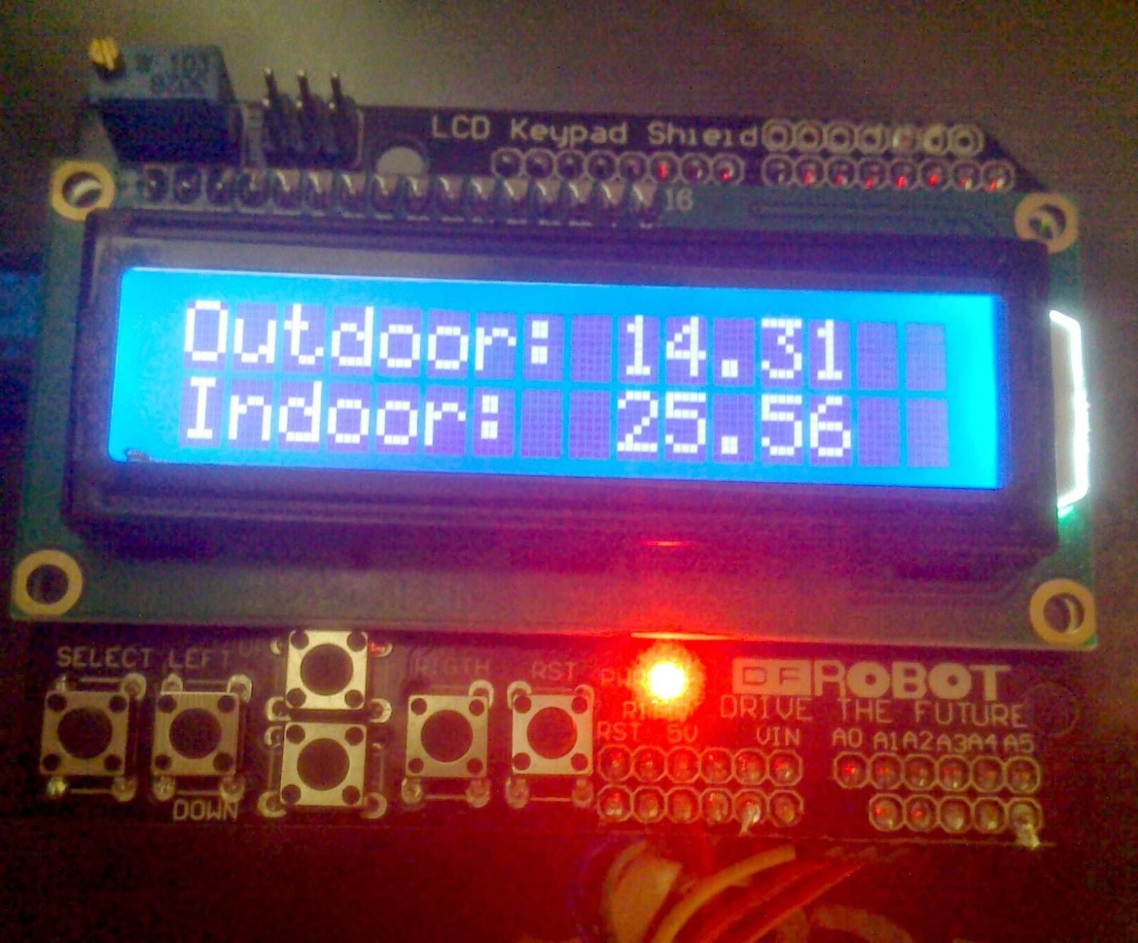 Arduino 433Mhz Wireless Communication Rc Switch