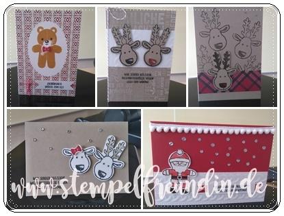 Ausgestochen weihnachtlich, Stampin' Up!, Jessika Tschenscher, www.stempelfreundin.de
