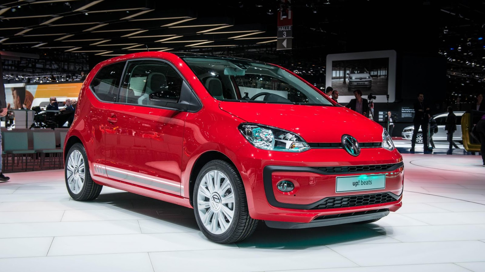 VW Up Beats