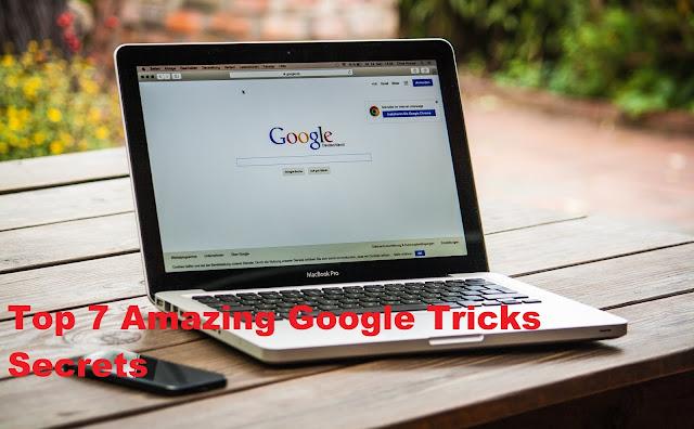 Google Tricks / Secrets