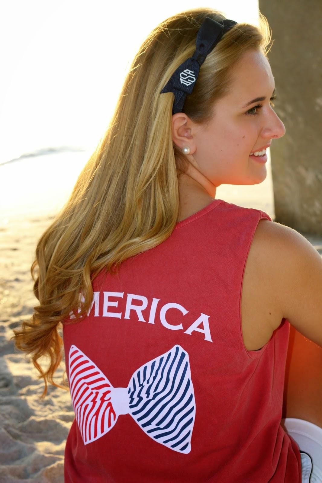 america tank tops summer style
