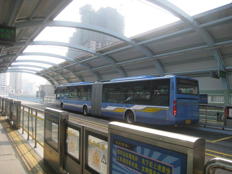 89號: 關於中港路BRT(一):BRT怎麼來的?