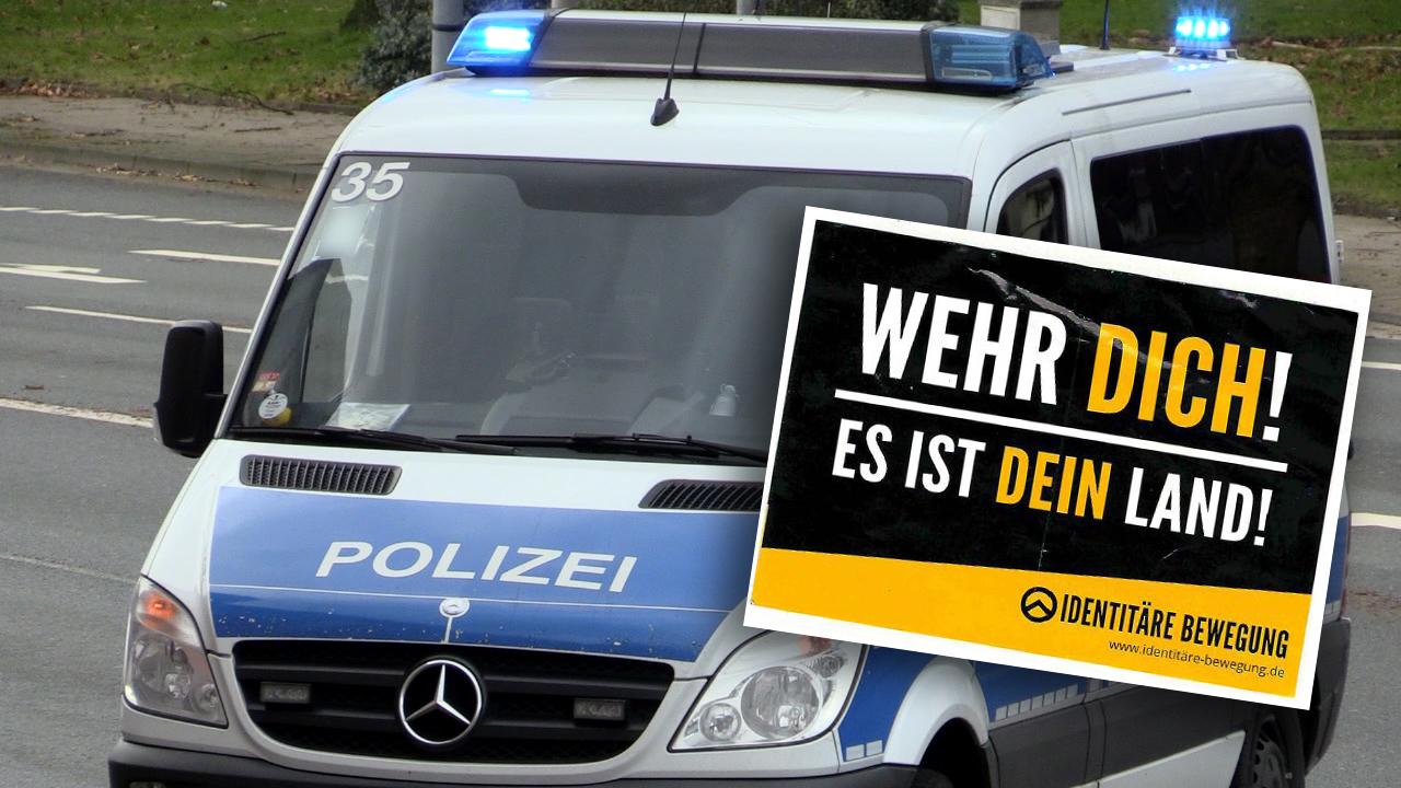 Nrw Aktuelltv Duisburg Aufkleber Der Identitären