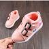 Giày da nữ lót lông trẻ em bán buôn bán sỉ