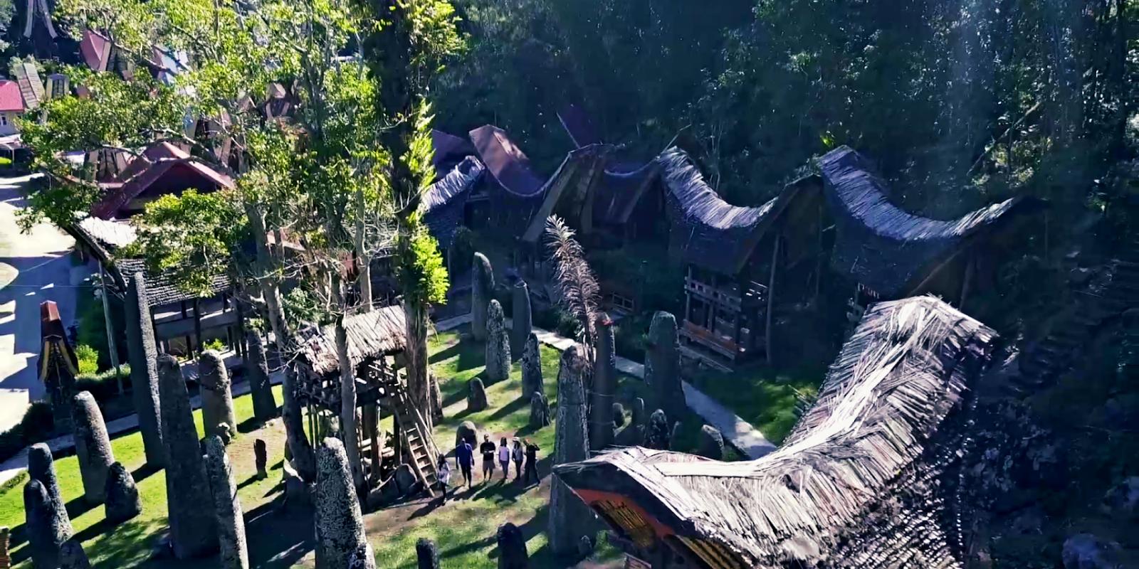 Dihiasi 102 Batu Menhir, Jadi Daya Tarik Objek Wisata Kalimbuang Bori Toraja