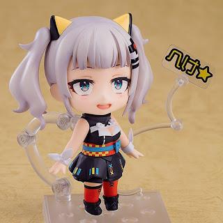 "Figuras: Abierto pre-order del nendoroid Kaguya Luna ""Youtuber Virtual""- Good Smile Company"