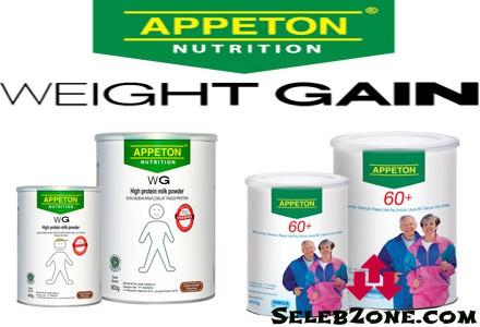 Harga Susu Appeton Weight Gain Terbaru