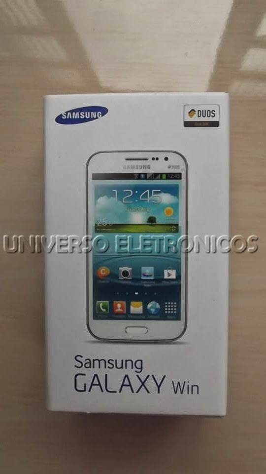 Samsung Galaxy Win Duos i8552