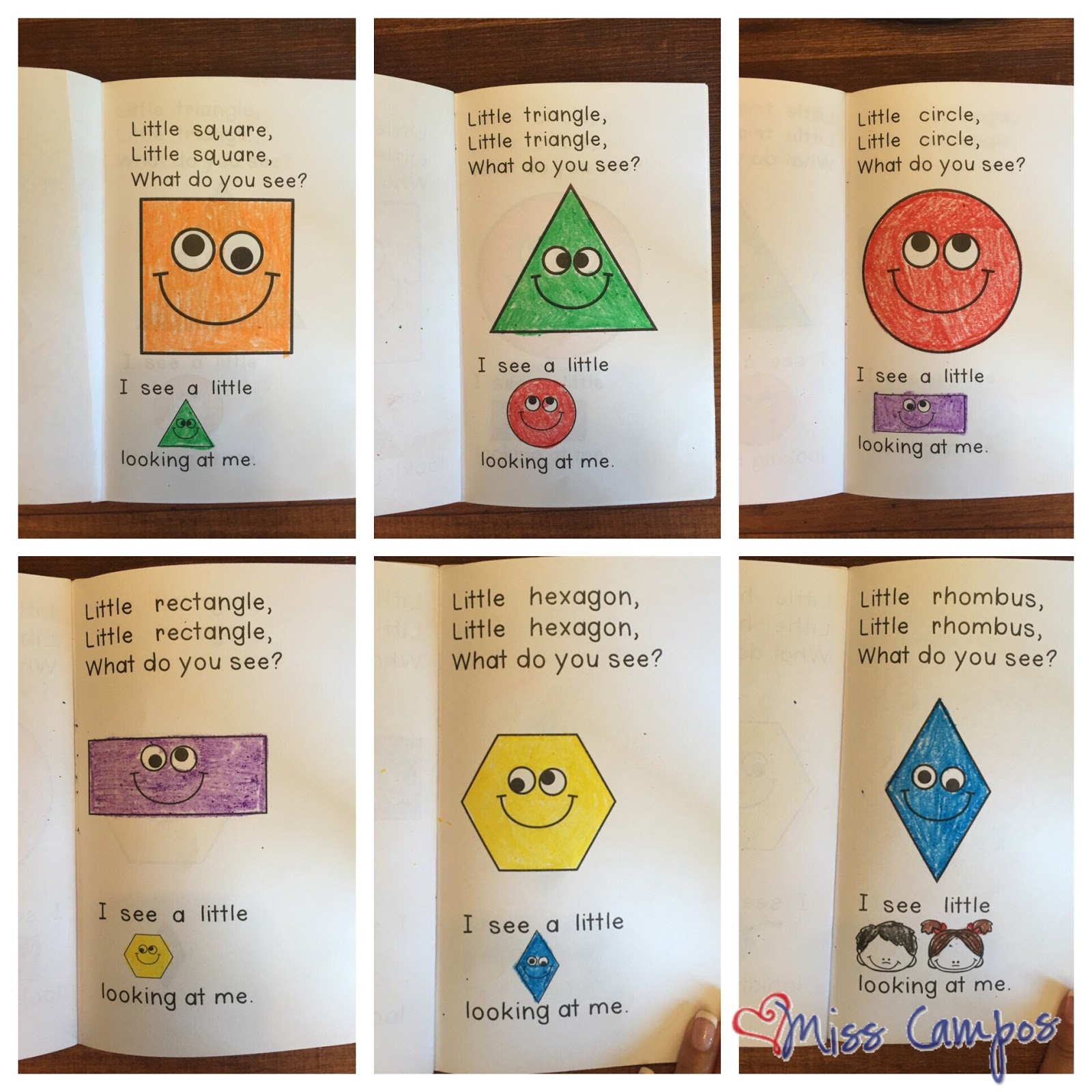 Images About Pre K Shapes
