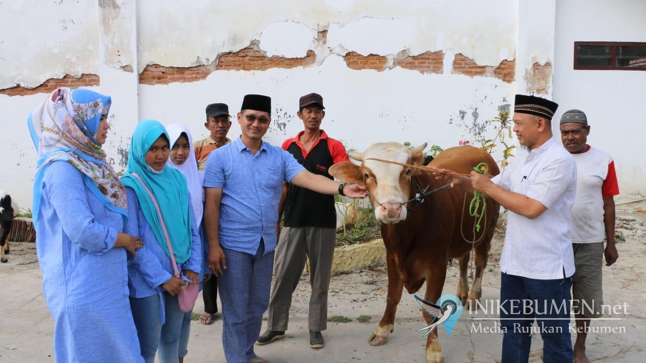 Idul Adha, Polres Kebumen Sembelih Lima Sapi dan 18 Kambing