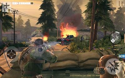 لعبة Brothers in Arms 3 للأندرويد، لعبة Brothers in Arms 3 مدفوعة للأندرويد، لعبة Brothers in Arms 3 مهكرة للأندرويد