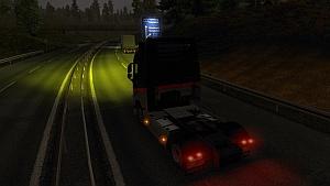Yellow headlights for all trucks