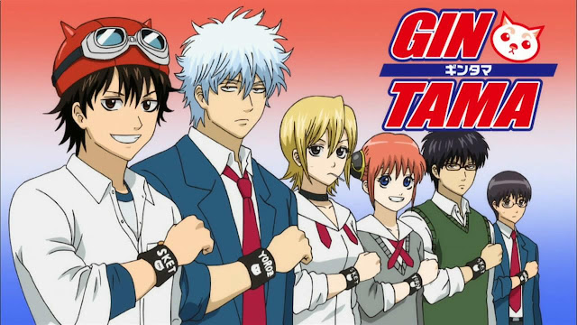 Gintama Episode 227 (Gintama x Sket Dance)