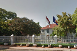 Alamat Kantor Perwakilan Republik Indonesia di Afrika Selatan