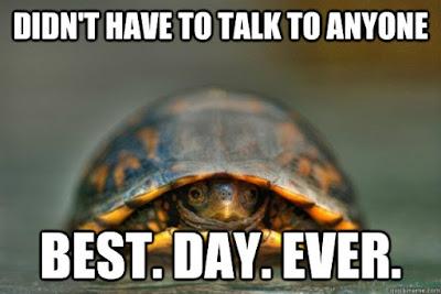 Emangnya Introvert Ga Boleh Bahagia?