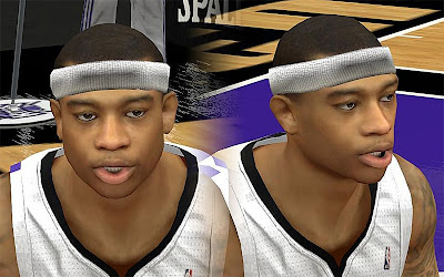 NBA 2K13 Isaiah Thomas Cyberface Patch