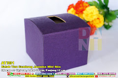 Kotak Tisu Cembung Jasmine Mini Size