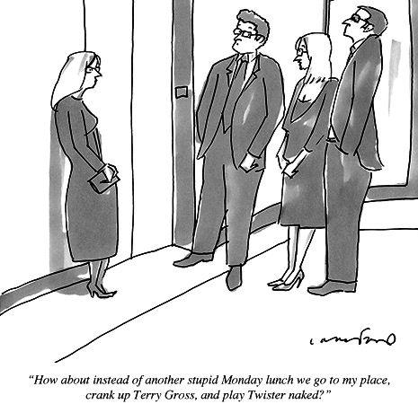 Dissertation committee cartoon