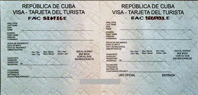 Richiedi il visto per Cuba e l'assicurazione viaggio per ...