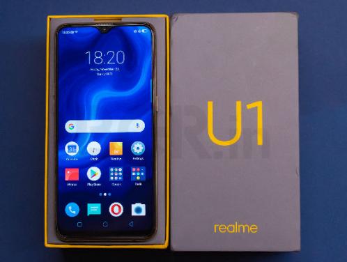 Inilah Spesifikasi Lengkap Realme U1 Terbaru