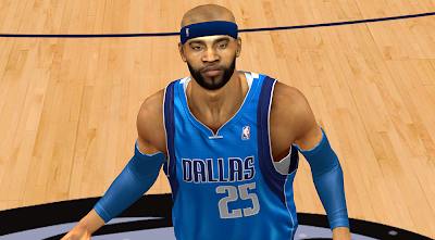 Vince Carter Shaved Beard