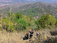 Sensasi Mendebarkan Mendaki Gunung Suwur