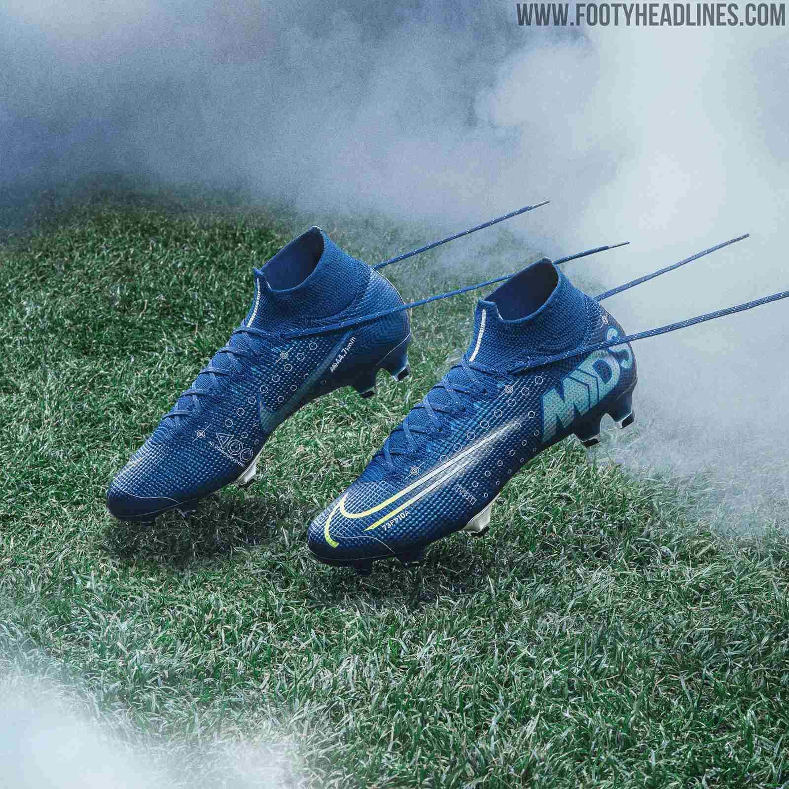 pagar tonto Colonial  Nike Mercurial 'Dream Speed' 2019-20 Boots Released - CR7 & Mbappe ...