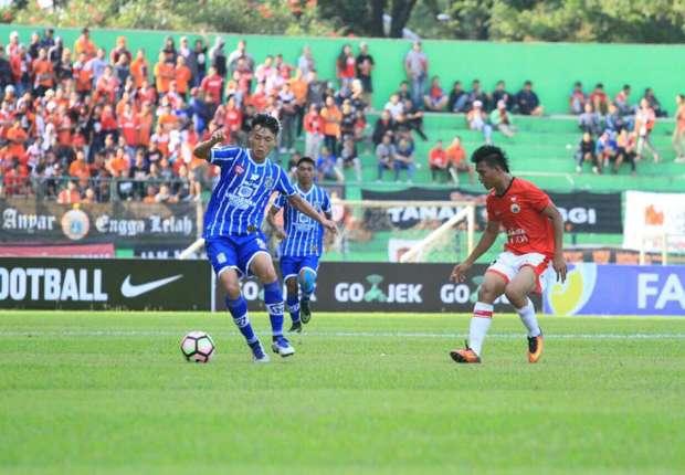 Persija Jakarta vs Persiba Balikpapan