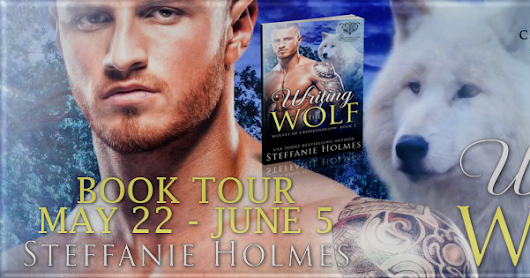 Writing the Wolf by Steffanie Holmes - Book Tour + #Giveaway