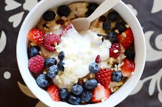 Resep Oatmeal Diet Enak Sehat Praktis