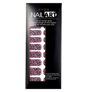 Avon Nail Art Design Strips|Nail Art Designs