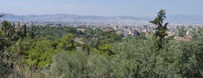 Ágora Antigua de Atenas.