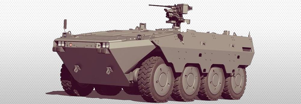 створення перспективних бойових бронемашин