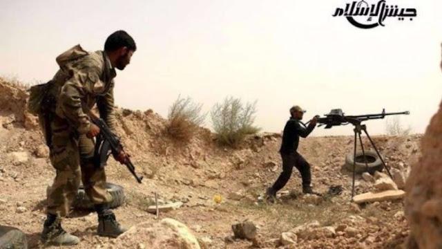 Pejuang Suriah Berhasil Bunuh 30 Milisi Syiah