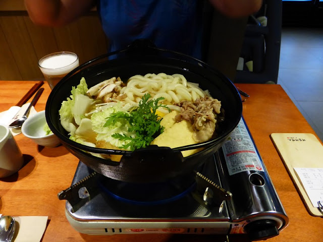 Assorted Udon Hot Pot