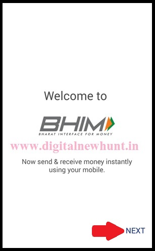 Bharat Interface for Money (BHIM)