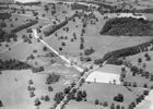 Aerial photograph of Brookmans Park in 1928