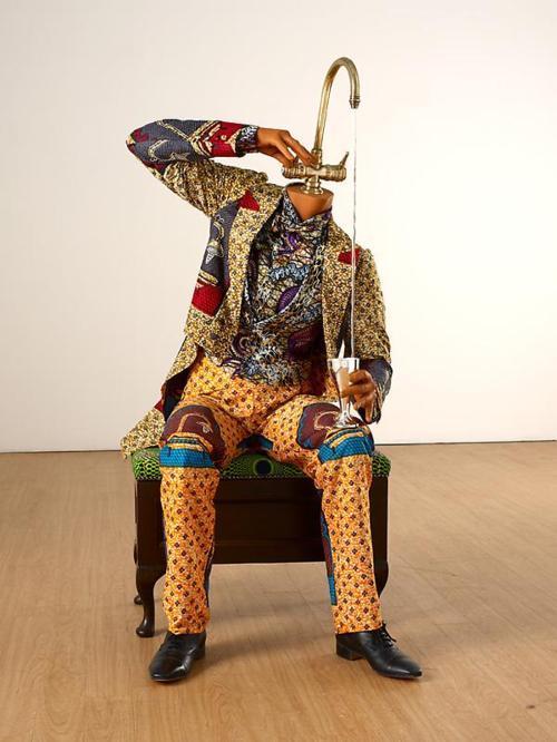 Smultronstllet Yinka Shonibare