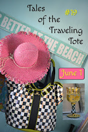 The Tales of the Traveling Tote #19 - June 1st
